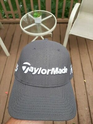 81eb3f66f TAYLORMADE LIFESTYLE NEW Era 9Fifty Snapback Flatbill Golf Hat Black ...