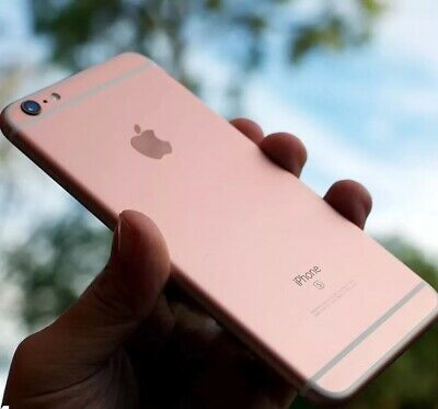 Apple iPhone 6s - 16GB - Rose Gold -(Unlocked) - Excellent Condition
