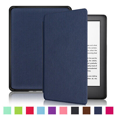 Cover PU Leather Smart Case For Amazon Kindle 8/10th Gen Paperwhite 1/2/3/4