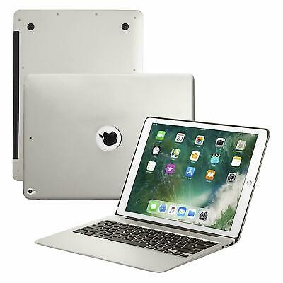 "F07 Wireless Keyboard Case and Power Bank For iPad Pro 12.9"" BackLit Keys colors"