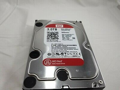 "WD 3TB Red 5400RPM SATA III 3.5"" NAS HDD (WD30EFRX) USED GOOD 739"