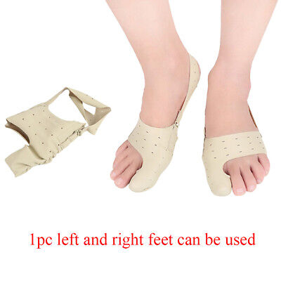 Elastic Bunion Corrector 1 Piece Foot Care Tool Big Foot Bones Toe Separator  R>