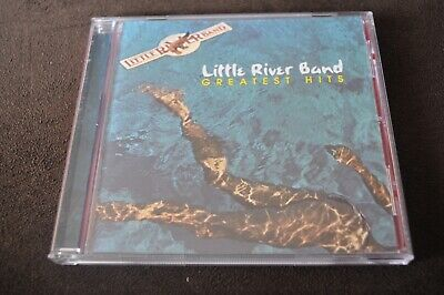 Little River Band - Greatest Hits CD 2000 Capitol Canada