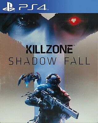 KILLZONE SHADOW FALL Special Steelbook Edition [PS4] Game PlayStation 4, UK PAL