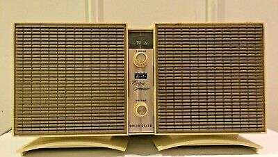 Vintage ARVIN Electric Transistor AM Radio Model 17R18 1950s Working Columbus IN