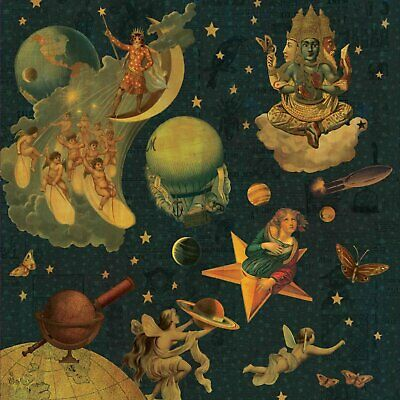 Vinile Smashing Pumpkins (The) - Mellon Collie And The Infinite Sadness (4 Lp+2