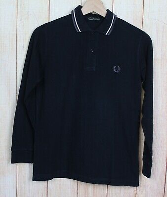Polo Boy - Fred Perry - Size 12 - Made in Italy KID'S T-Shirt Poloshirt #1674