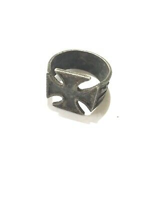 Ancient silver ring