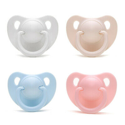 Dummy Nipples Baby Newborn Silicone Pacifier Girls Boys Orthodontic Pacifiers