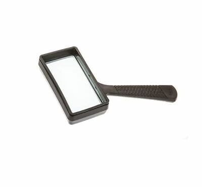 Magnifying Glass Illuminated x3 Magnification Glasses Hand Magnifier Pocket Size