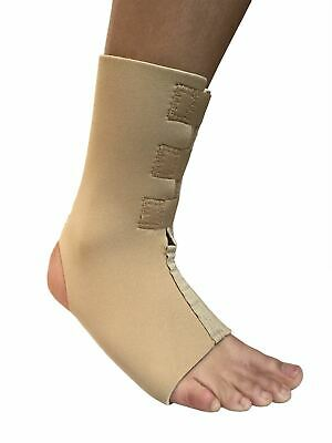 Solace Bracing Tennis Badminton Injury Compression Ankle Support Sleeve Brace