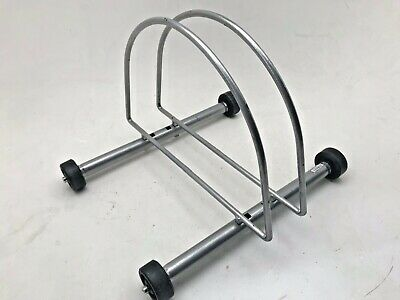Aluminium Bicycle stand for foam board flags.
