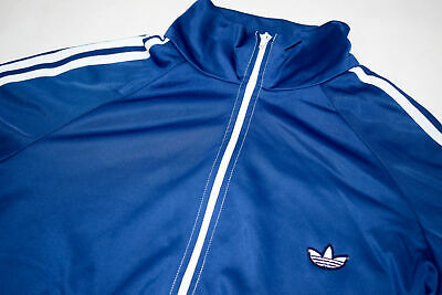Adidas Trainings Jacke Sport Jacket Track Top Casual Style 80s Vintage Cupro 52
