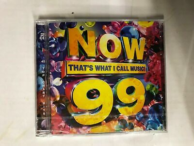 NOW That's What I Call Music! 99 (Compilation CD) NEW & SEALED, WS2