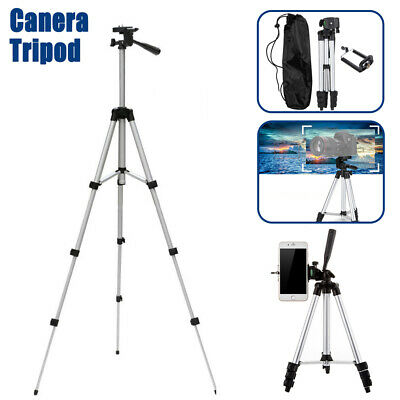 Portable Universal Adjustable Camera Stand Tripod For Cell Phone Samsung iPhone