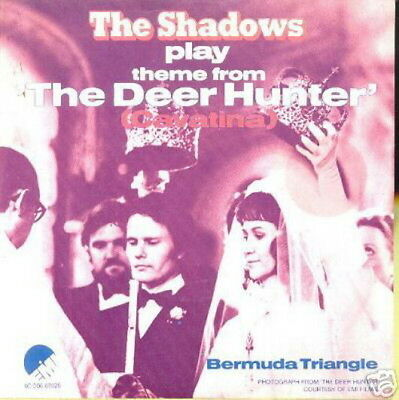 The Shadows 45 Tours Hollande The Deer Hunter