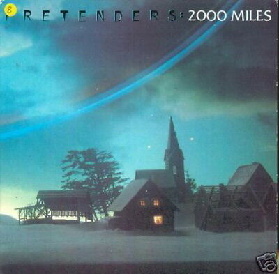 The Pretenders 45 Tours Uk 2000 Miles