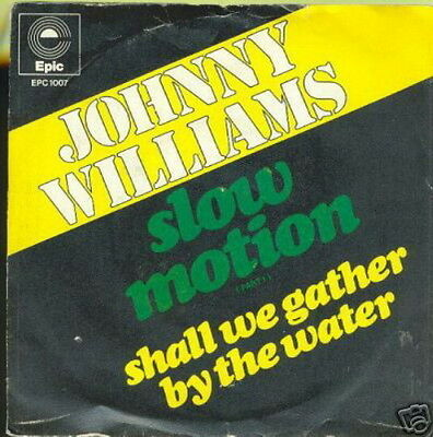 Johnny Williams 45 Tours Hollande Shall We Gather
