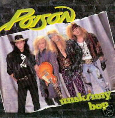 Poison 45 Tours Germany Unskinny Bop (2)