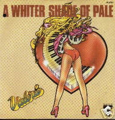 Valerie 45 Tours France A Whiter Procol Harum
