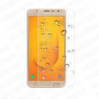 Tempered Glass Screen Protector Film Guard Protection for Samsung Galaxy J7 Duo