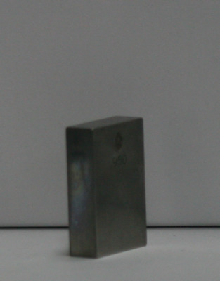 1.000 Rectangular Steel Gage Block