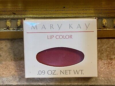 Mary Kay Lip Color .09 Oz. Sunset Glamour Compact Refill 1203 New Nib