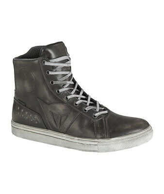 Dainese Street Rocker D-WP Leather Waterproof Sneakers