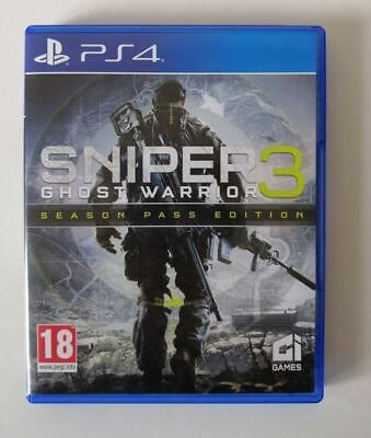 Sniper Ghost Warrior 3 PS4 SAME DAY Dispatch [Order By 4pm]