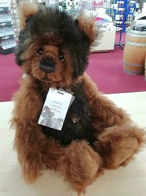 SPECIAL OFFER! Charlie Bears Isabelle Mohair STARSKY No 131/400 (RRP £225)