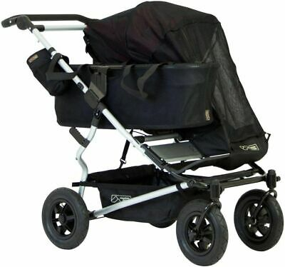 Mountain Buggy Duet Single Sun Shade Mesh Insect Cover