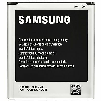 Original Samsung Galaxy S4 i9500 i9505 Akku Accu Batterie Battery B600BE