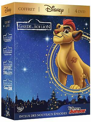 La Garde du Roi Lion - Coffret 4 DVD - 415 mn Animation - Version Française