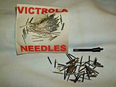 Collectible Lot of Victrola Needles