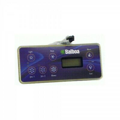 Balboa ML551 Touch Panel - Complete Quality Hot Tub Spa Replacement