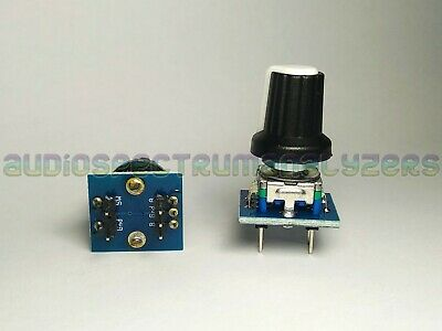 GOTEK FLASHFLOPPY ROTARY Encoder with Top Clickable Switch +