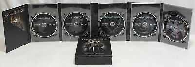 Game of Thrones: The Complete First Season (DVD, 2015, 5-Disc Set) *Used*