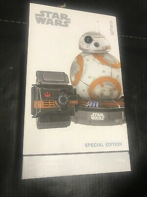 Sphero Battle-Worn BB-8 Droid with Force Band By Star Wars SPECIAL EDITION