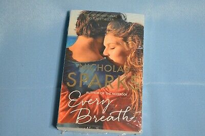 Every Breath Nicholas Sparks Paperback Excellent Condition