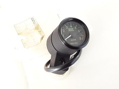 Bmw R 80 Gs G/S Pd Gs Basic R 100 Gs Contagiri Esterno Rev Counter Rpm New Nos