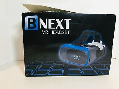 BNEXT VR Headset for iPhone & Android Phone - Universal Virtual Reality Goggles