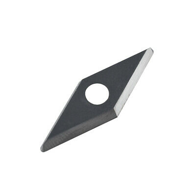 1pc Carbide Cutter Insert for Wood Working Turning Tool 35° R