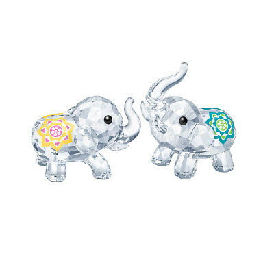 Swarovski   LUCKY ELEPHANTS 5428004 New 2019