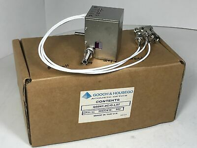 Gooch & Housgo Dual-Axis Q-Switch for 4mm Dia Nd:YAG Lasers @ AR 1064nm QS041