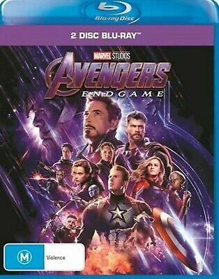 Avengers: Endgame (Blu-Ray, 2019) - NEW & SEALED - ****FRIDAY***SPECIAL****