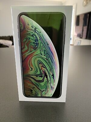 Apple iPhone XS Max - 64 GB - Space Grey (Unlocked) Brand New Unopened