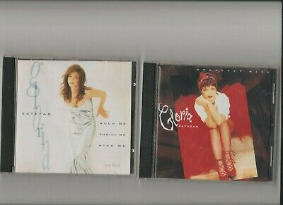 Gloria Estefan : Hold Me Thrill me Kiss Me + Greatest Hits / TWO CD Albums