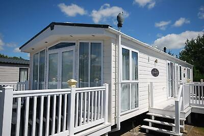 STatic caravan lodge mobile home for sale off site - BATH, 14FT WIDE, IMMACULATE