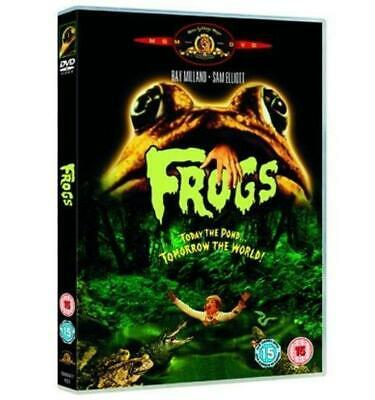 Frogs (1972) - Dvd