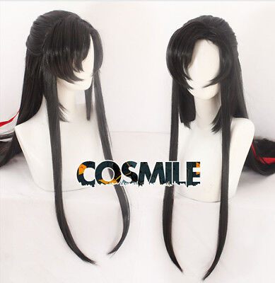 Grandmaster of Demonic Cultivation 夷陵老祖 Wei Wuxian Cosplay Hair Wig Factory